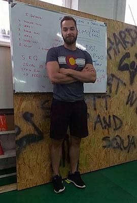 Trener Dino Kubura